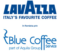 Lavazza in Romania prin Blue Coffee